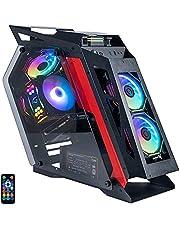 Turbox BattleRam Lk05 Black 6x Argb Fan USB 3.0 500W 80+ Plus ATX Gaming Bilgisayar Kasası
