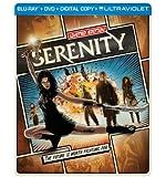 Serenity (Steelbook) (Blu-ray + DVD + Digital Copy + UltraViolet) by Universal Studios