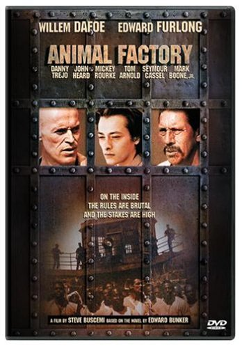 Animal Factory Amazoncom Animal Factory DVD Tom Arnold Chris Bauer Mark