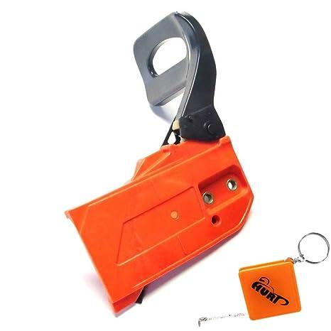 Kettenraddeckel passend für Partner 370  Motorsäge Kettenbremse