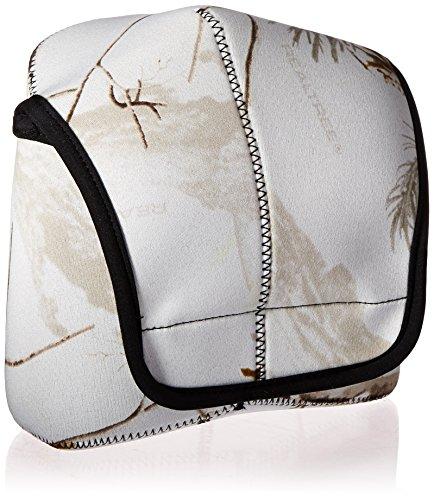 LensCoat BodyBag Pro camouflage neoprene protection camera body bag case (Realtree AP ()