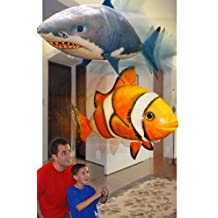 Air Swimmers Shark or Clownfish