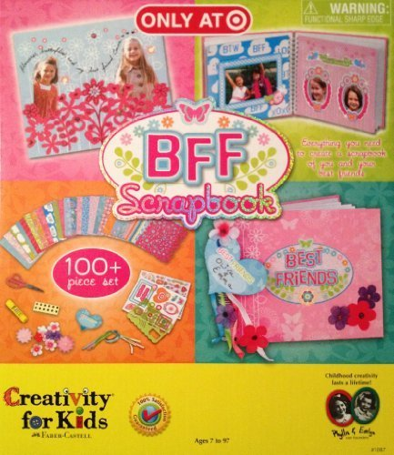 Creativity for Kids BFF Scrapbook Exclusive
