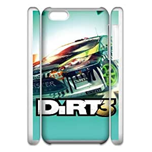 dirt 3 iPhone 6 5.5 Inch Cell Phone Case 3D cover xlr01_7696971