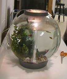 Amazon Com Biorb Classic 15 Aquarium With Led Light 4