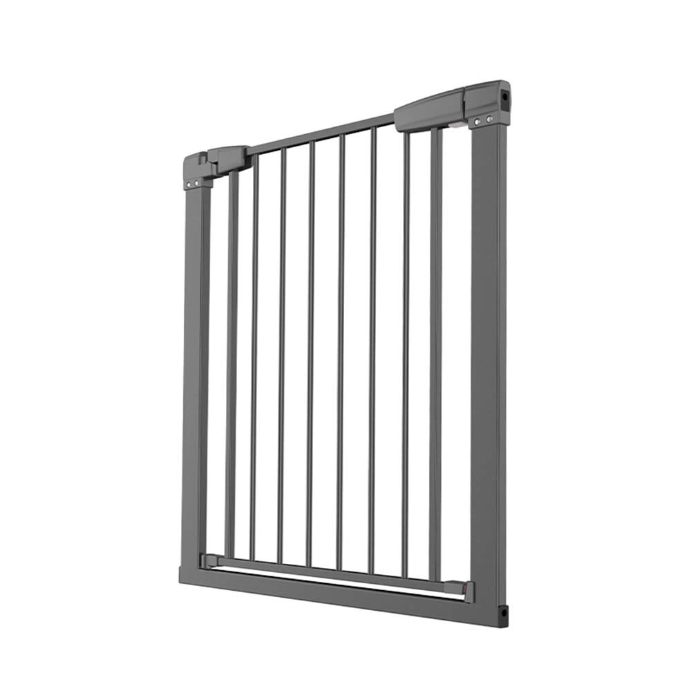 LHA ベッドガードフェンス 子供の安全ドアベビーガードレールペットフェンスフェンスドアの手すり(サイズ:76-83cm)   B07L2KNWPJ