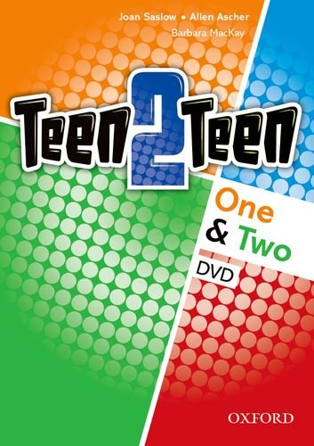 (Teen2Teen: One & Two: DVD [VHS])