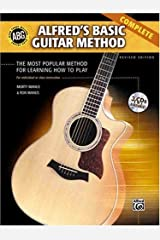 Alfred's Basic Guitar Method- Complete (Revised Edition) (Alfred's Basic Guitar Library) Kindle Edition