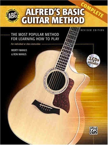 Alfred's Basic Guitar Method- Complete (Revised Edition) (Alfred's Basic Guitar Library)