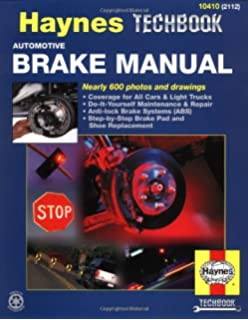 Haynes automotive anti lock brake systems abs manual techbook haynes automotive brake manual haynes manuals fandeluxe Image collections