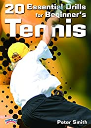 Championship Productions TND-02493B Essential Drills for Beginner's Tennis