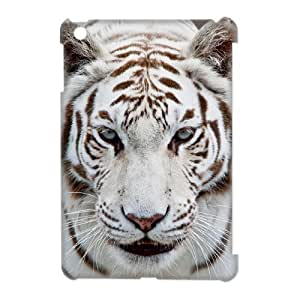 YUAHS(TM) Unique Design 3D Cell Phone Case for Ipad Mini with Tiger YAS108412