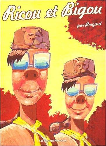 Lire Ricou et Bigou pdf ebook