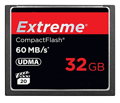 - FengShengDa Extreme PRO 32GB CompactFlash Memory Card UDMA Speed Up to 60MB/s