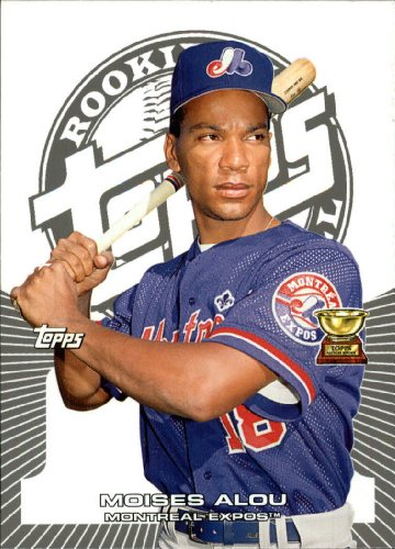 2005 Topps Rookie Cup Baseball Rookie Card #83 Moises Alou