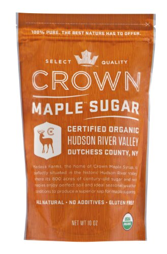 Crown Maple Organic Sugar Ounce product image