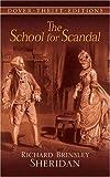 """""""The School for Scandal (Dover Thrift)"""" av Richard Brinsley Sheridan"""