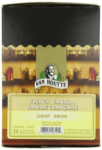 french vanilla k cups van houtte - 4
