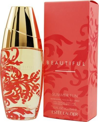 Beautiful By Estee Lauder For Women Summer Fun Eau Fraiche Spray 2.5 Oz