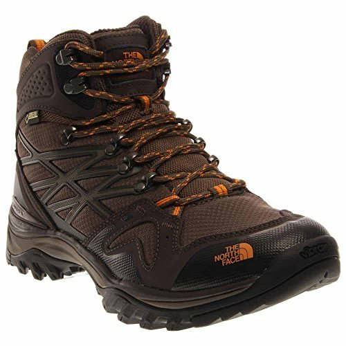 - The North Face Men's Hedgehog Fastpack Mid Gore-Tex Hiking Shoe Shroom Brown/Orange Size 10 M US