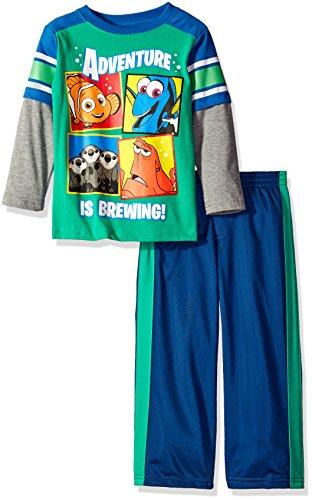 Disney Toddler Boys Finding Dory 2-Piece Set