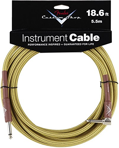 fender-custom-shop-performance-series-cable-straight-right-angle-for-electric-guitar-bass-guitar-ele