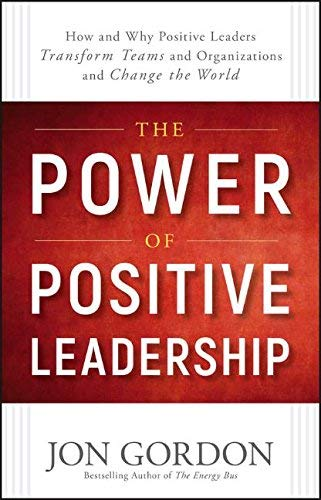 The Power of Positive Leadership: How and Why Positive Leaders Transform Teams and Organizations and Change the World Hardcover – 19 May 2017