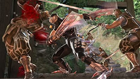 Microsoft Ninja Gaiden II, Xbox 360, EN - Juego (Xbox 360 ...