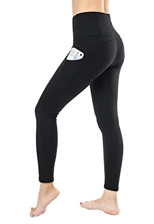 6d238233f4de Dragon Fit High Waist Yoga Leggings with 3 Pockets(2 Side and 1 Inner)