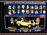 Mario Kart Double Dash Gamecube Memory Card UNLOCKED!!