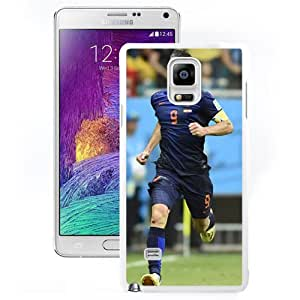 Van Persie World Cup (2) Durable High Quality Samsung Note 4 Case