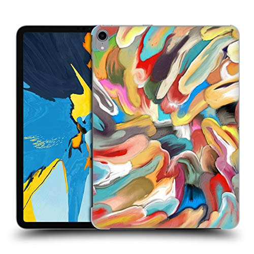 (Official Giulio Rossi Acrylic Strokes Collection Hard Back Case Compatible for iPad Pro 11 (2018))