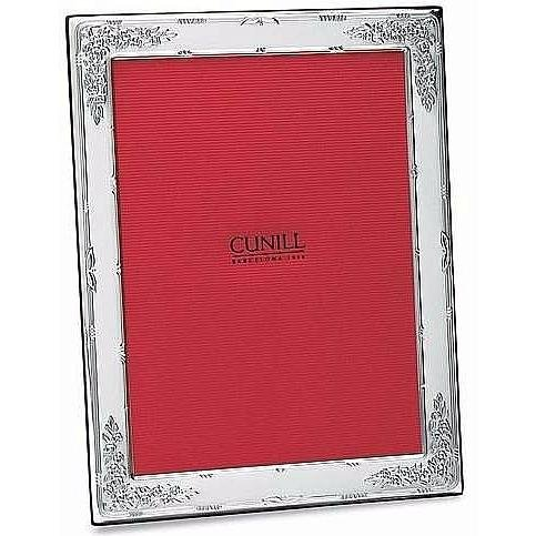 Cunill Silver Louis XV Frame for 4 by 6-Inch Photograph, Sterling Silver by Cunill Silver
