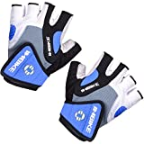 Inbike Unisex 5mm Gel Pad Cycling Gloves