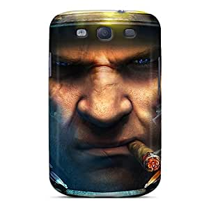 New Starcraft Ii Cases Covers, Anti-scratch Leoldfcto744 Phone Cases For Galaxy S3