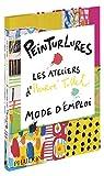 Peinturlures : Les ateliers d'Hervé Tullet, mode d'emploi par Tullet