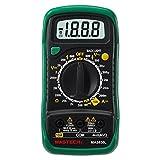 Mastech MAS830L Digital Multimeter, 9 Function, 2000 Count, 5.7'' H x 3.0'' W x 1.4'' D