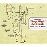 50 Million They Might Be Giants Songs Can't Be