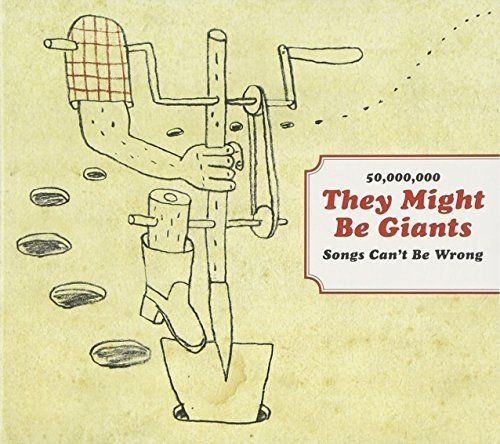 Price comparison product image 50 Million They Might Be Giants Songs Can't Be