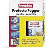 Beaphar 103102 Hunde und Katzen Protecto Fogger Vernebler, 2 x 75 ml