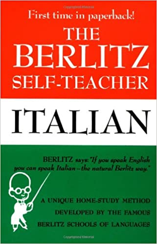 Italian (Berlitz Self-Teachers)