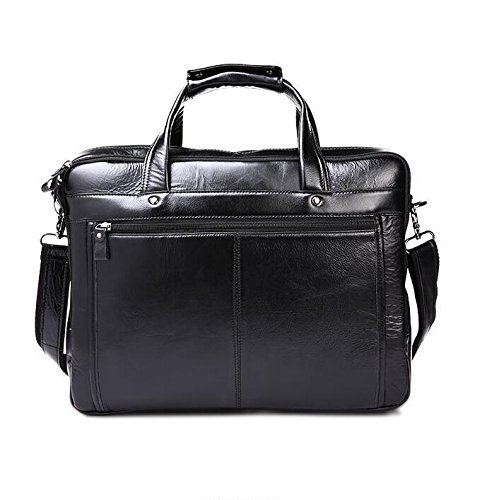 DJB/Leder Die Man Taschen und Freizeit Business/Handtasche/Aktenmappe Laptop Schultertasche