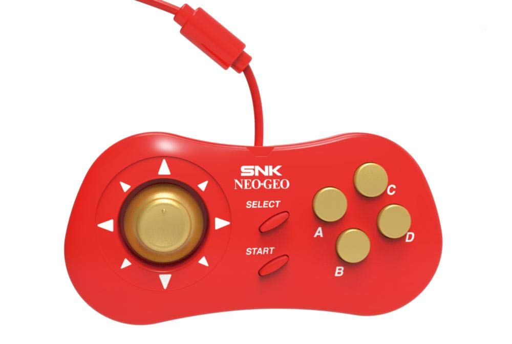 NEOGEO mini Christmas Limited Edition *(IN STOCK NOW! Ships USPS Priority Mail)* by SNK (Image #3)