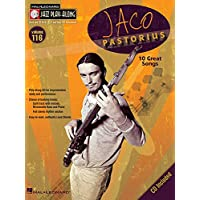 Jaco Pastorius: Jazz Play-Along Volume 116