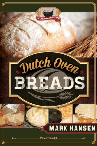 Dutch Oven Breads by [Hansen, Mark]