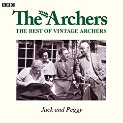 Vintage Archers: Jack and Peggy