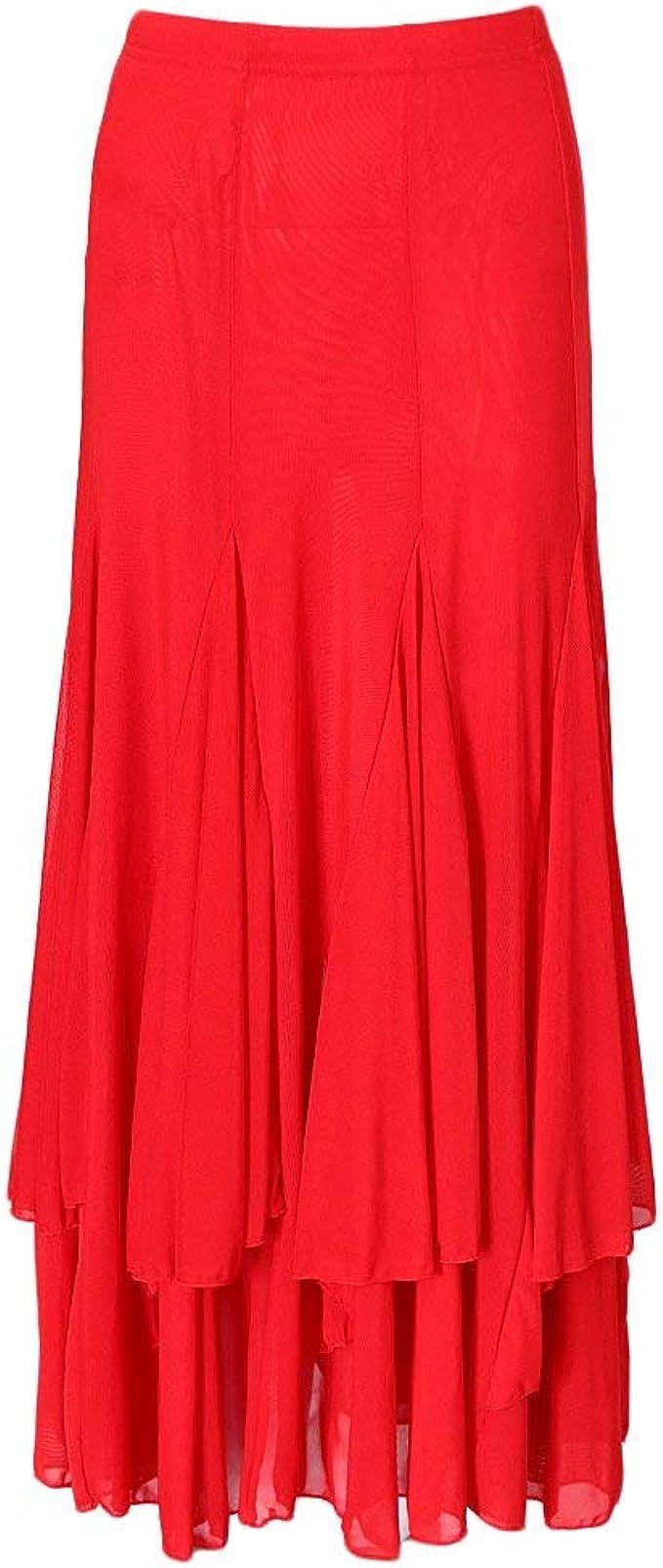Faldas para Mujer Falda Moda Casual Verano De para Mujer Moda ...
