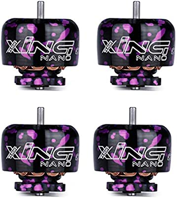 Meiyiu iFlight XING Nano X1206 1206 4500KV 6000KV 2-4S Motor sin ...