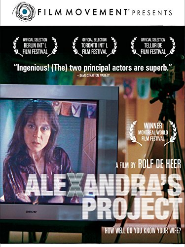 2003 Official Head - Alexandra's Project