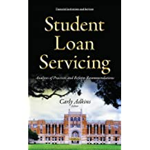 Student Loan Servicing (Financial Institutions and Services)